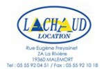 LACHAUD LOCATION